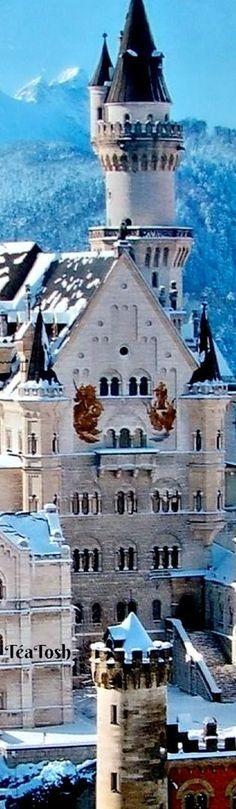 ❇Téa Tosh❇ Neuschwanstein Castle, Germany