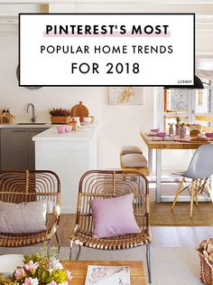From bold colors to spaces dedicated to self-care, we are definitely digging what the year has in store. Read ahead to get on top of the trends.