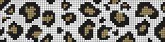 Alpha Friendship Bracelet Pattern #8574 - BraceletBook.com