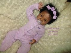 AA   Ethnic Reborn Baby Girl for sale - Shyann by Aleina Peterson 5872825202