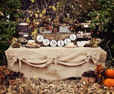The Party Wagon - Blog - THROUGH THE WOODS THANKSGIVING