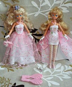 Teen Sweetheart Skipper I had this one in blue Old Barbie Dolls, Play Barbie, Barbie Skipper, Barbie Dream, Barbie And Ken, Barbie Clothes, Baby Dolls, Dolls From The 80s, Barbie Sisters