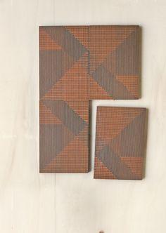 TIERRAS - INDUSTRIAL by Patricia Urquiola Frame Ash - Urban Edge Ceramics