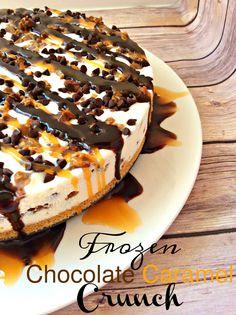 frozen chocolate caramel crunch1