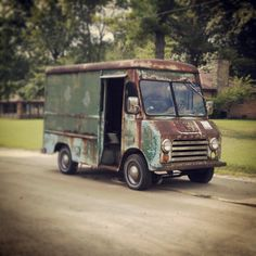 Fiances new project....love the patina, such a rare beauty!