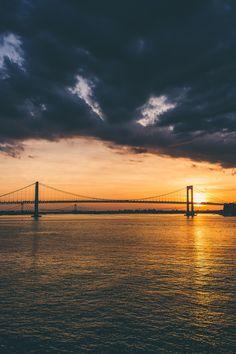 Bridge over the River Tagus - Lisbon