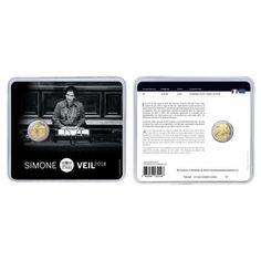 FR18-2EURO9 Simone Veil, Euro