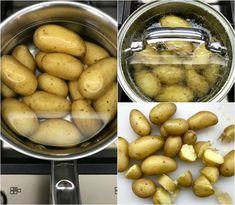 πατάτες βουτύρου γαλλικές - - Oh là là | Pandespani Yummy Food, Vegetables, Delicious Food, Veggie Food, Vegetable Recipes, Veggies, Good Food