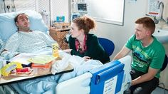 Tyrone, Fiz and Chesney - Coronation Street - ITV - August 2014