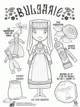 Coloring pages for kids - fun way to learn about the different countries and… Colouring Pages, Coloring Pages For Kids, Adult Coloring, Coloring Books, Geography For Kids, World Thinking Day, Kids Around The World, Printable Coloring, In Kindergarten
