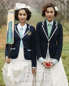 Sport Fashion : Vogue, Korea