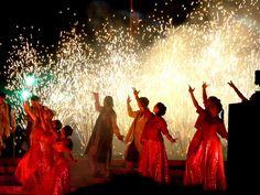 "Diwali- the ""festival of lights,"" a five-day Hindu festival; Diwali is an official holiday in India, Nepal, Sri Lanka, Myanmar, Mauritius, Guyana, Trinidad & Tobago, Suriname, Malaysia, Singapore and Fiji."