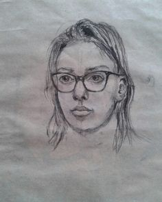 Drawing of my friend