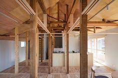 Gallery of House Between Pillars / Camp Design - 5