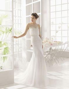 E&R Wedding and Fashion - Collecties - Bruid - Rosa Clara Aire