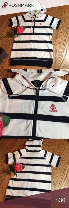 Shirt Super Cute Sailer Type Shirt By Tommy Hilfiger Tommy Hilfiger Tops