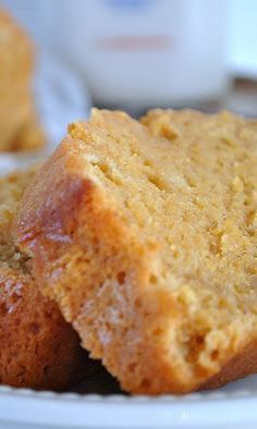 Can't wait to try this!  Starbucks Pumpkin Pound Cake Copycat Recipe