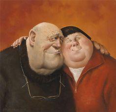 Marius van Dokkum, holenderskiego artysty i Illustrator ~ Blog o wielbiciel sztuki