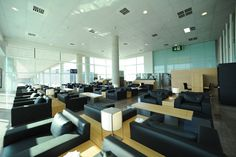 The Sala VIP Colomer Lounge at Spain Barcelona - El Prat Terminal 1
