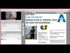 Short Tutorial on Blackboard Collaborate-Tips for Students by Peggy Semingson - YouTube