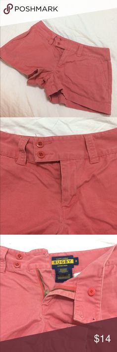 Ralph Lauren Shorts Salmon Ralph Lauren Rugby Shorts. Color is a little faded but still so much life! Very complementary fit. Ralph Lauren Pants