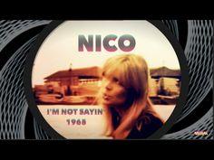 NICO - I'm Not Sayin' 1965 geschreven door Gordon Lightfoot