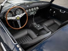 1959 Ferrari 250 GT LWB California Spider by Scaglietti | Monterey 2015 | RM Sotheby's