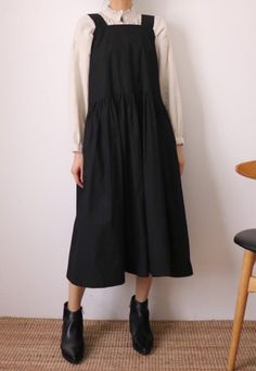 Your place to buy and sell all things handmade Modest Outfits, Modest Fashion, Dress Outfits, Casual Dresses, Casual Outfits, Fashion Outfits, Nice Outfits, Korean Girl Fashion, Japanese Fashion
