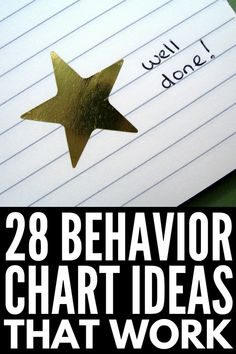 Good Behavior Charts for Kids | Looking for the best reward system for toddlers, preschoolers, kindergarteners, kids in first grade, and beyond? From our best tips for creating sticker charts, to our fave free printable behavior charts, to reward chart ideas you can use for just about anything, these DIY ideas will inspire you to replace punishments and consequences with positive reinforcement! #behaviorcharts #rewardsystem #behaviormanagement #chorechart #positiveparenting…