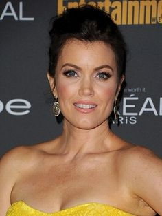 #Bellamy Young Urges Those Impacted by Lung Cancer to Test. Talk. Take Action. - Look To The Stars: Look To The Stars Bellamy Young Urges…