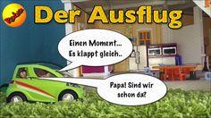 Playmobil Video Film Deutsch - Der Ausflug - Ganzer Kinderfilm