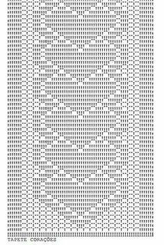 Best 12 Crochet Patterns Tutorial Erigeneia in a Rectangle – Häkelschrift – SkillOfKing. Crochet Geek, Crochet Art, Thread Crochet, Vintage Crochet, Crochet Stitches, Crochet Hooks, Crochet Mandala Pattern, Crochet Lace Edging, Crochet Diagram