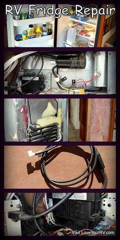 Fridge Repairs: Rv Fridge Repair