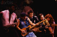 Bruce Springsteen and The E Street Band Nils Lofgren, E Street Band, Rare Pictures, Bruce Springsteen, Boss, Concert, Concerts, Festivals