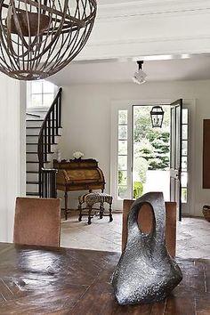 julie hillmand design dining room via belle vivir blog