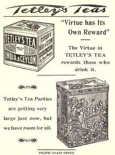 Tetley's Vintage