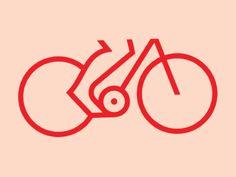 Cycling Bike Logo, Cycling, Logos, Biking, Bicycling, Logo, Ride A Bike