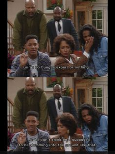 30 times The Fresh Prince Of Bel Air was the wittiest show on television