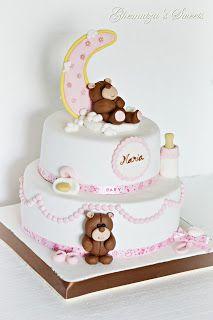 Ghemutza's Sweets: Tort Ursuleti Cake Ideas, Birthday Cake, Sweets, Cakes, Desserts, Food, Ferris Wheel, Tailgate Desserts, Deserts
