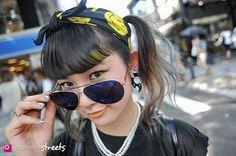 120704-0580 - Japanese street fashion in Harajuku, Tokyo.