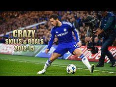 Eden Hazard 2012-15   Crazy Skills & Goals   HD - YouTube