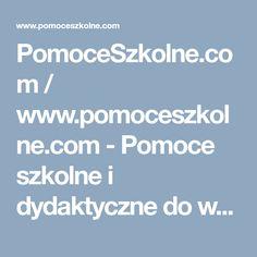 PomoceSzkolne.com / www.pomoceszkolne.com - Pomoce szkolne i dydaktyczne do wszystkich przedmiotów, fantomy i modele medyczne