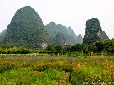 Jamakukoviajero: #Rutadelescape Yangshuo