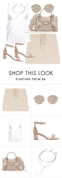 """""""Untitled #20210"""" by florencia95 ❤ liked on Polyvore featuring Gucci, Carvela, Balenciaga and Forever 21"""
