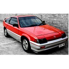 My CRX - GENONE Honda Crx, Vroom Vroom, Old Cars, Cars Motorcycles, Classic Cars, Wheels, Vehicles, Baby