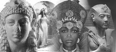 baby names Candace - Empress of Ethiopia (332 B.C.) ~  African Queens:The Savvy Sista