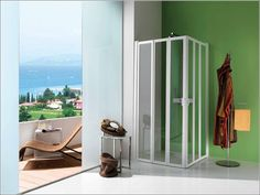 Fully Enclosed Shower Tiny Bathroom Pinterest Shower