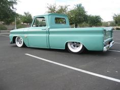 1966 Chevy C10 SWB Fleet