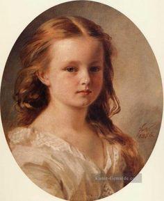 Franz Xaver Winterhalter Gemälde - Roza Potocka Königtum Porträt Franz Xaver Winterhalter