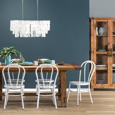 Introducing our stylish new 'Bentwood' replica dining chairs! Only $59.95.  #industrial #replica #style #new #homedecor
